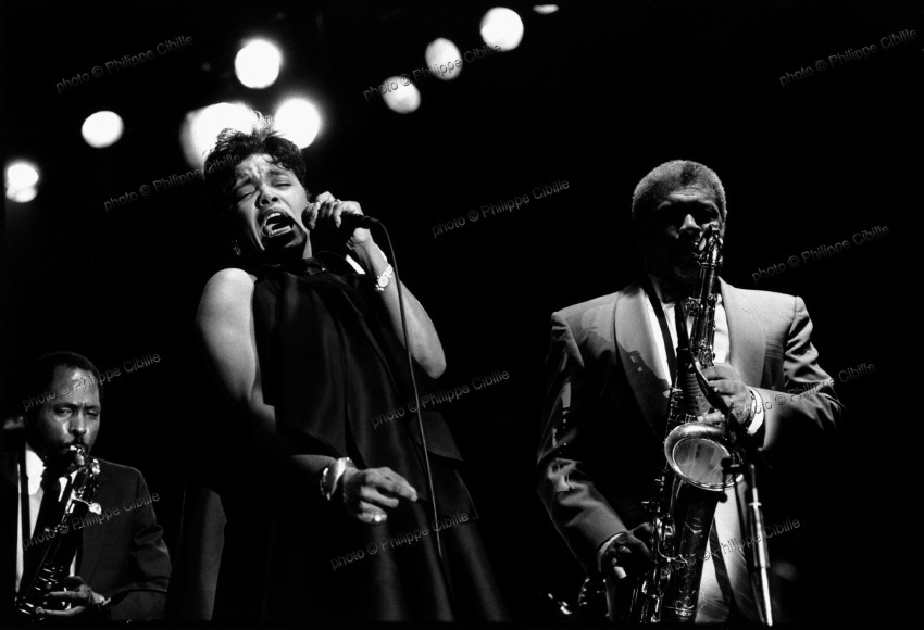 Dee Dee Bridgawater, Nancy Jazz 1990