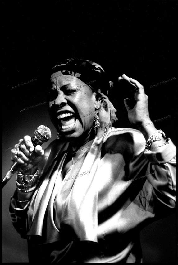 Betty Carter, New Morning 1987