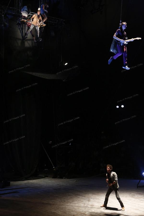 Cirkvost, Hurt me Tender, Paris 2018