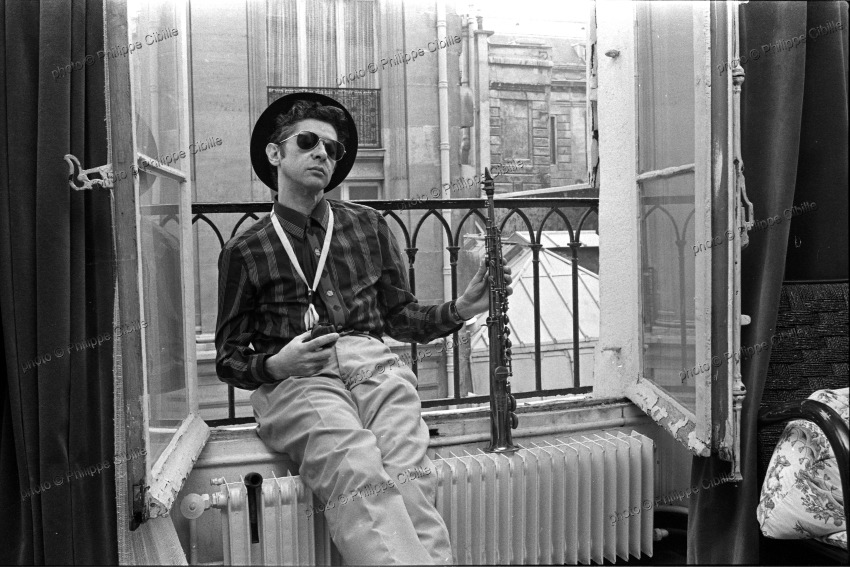 Barney Wilen, Paris 1985